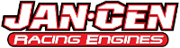 Jan-Cen Racing Engines Logo - For Viewing